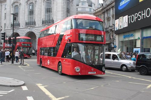 London General LT458 LTZ1458