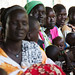 MSF assists malnourished children in Leer