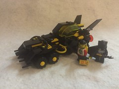 lego  Blacktron  Batman