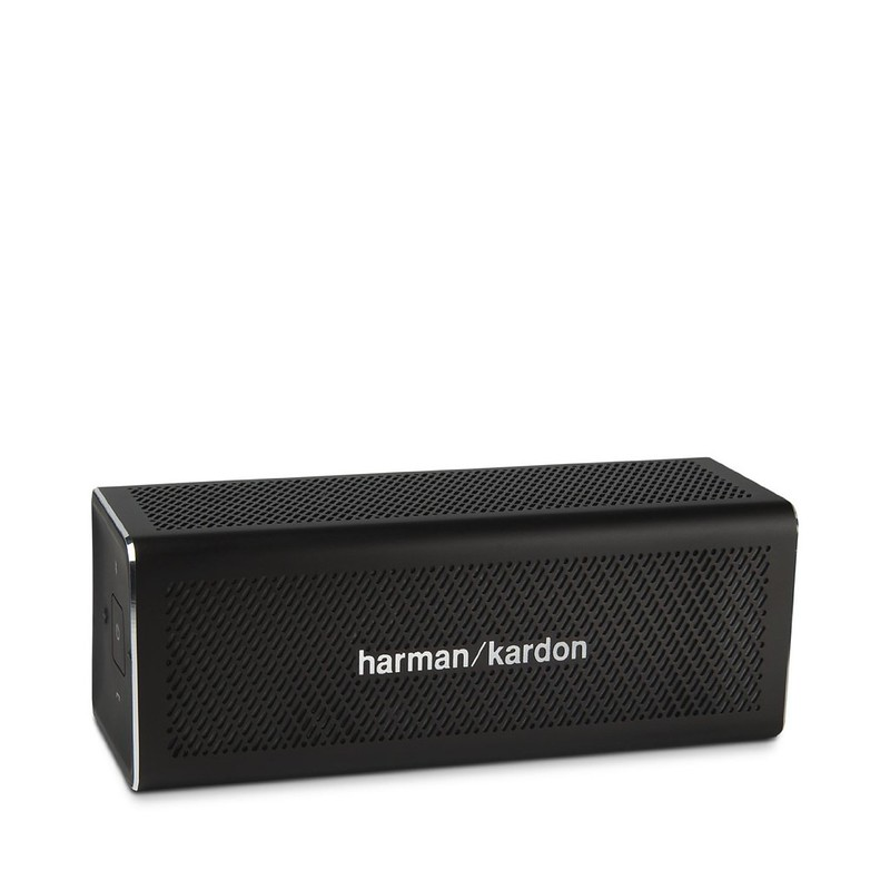 One Portable Bluetooth Speaker With Case
