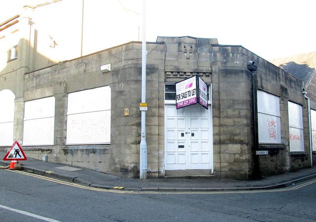 Art Deco Style Shop, Dunfermline