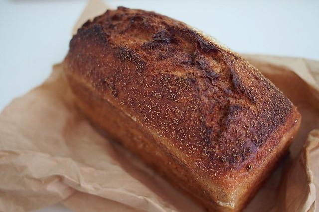 Woodlands Sourdough - loaf