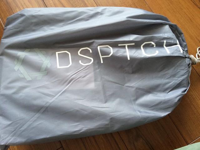 ブランドロゴのはいった袋に入ってました