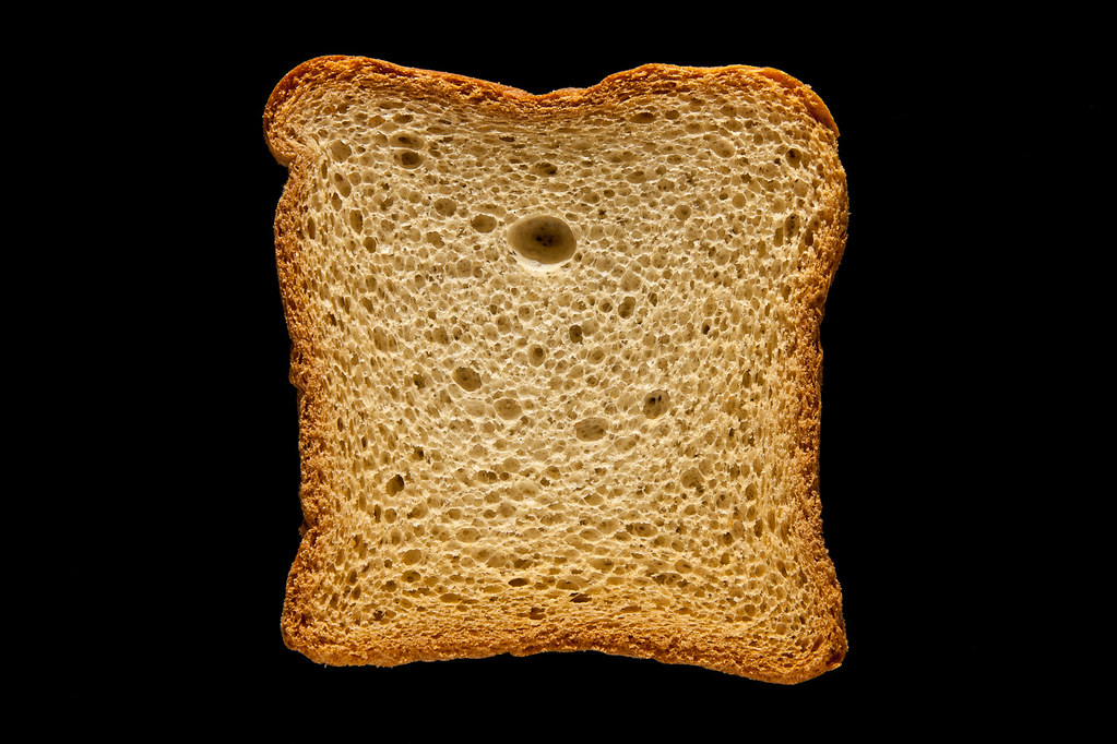 Image of a crunchy slice of zwieback
