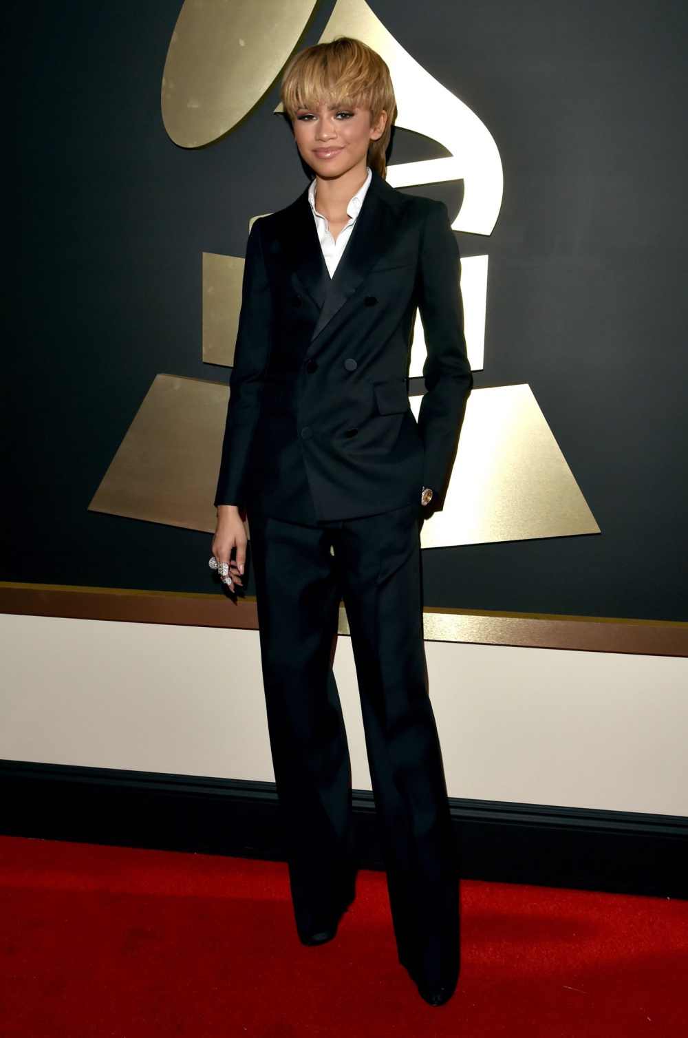Zendaya Grammys 2016 Best Dressed Celebrities