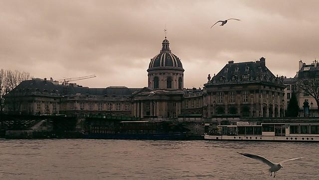 Envol  de Paris