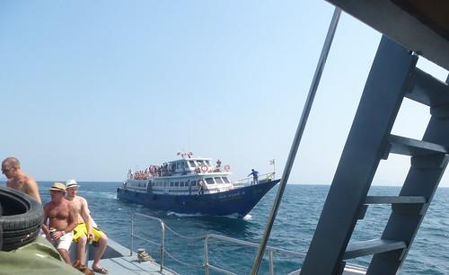 Route maritime-Koh Phi Phi-Krabi (6)