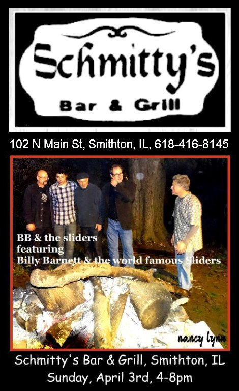 Schmitty's Bar & Grill 4-3-16