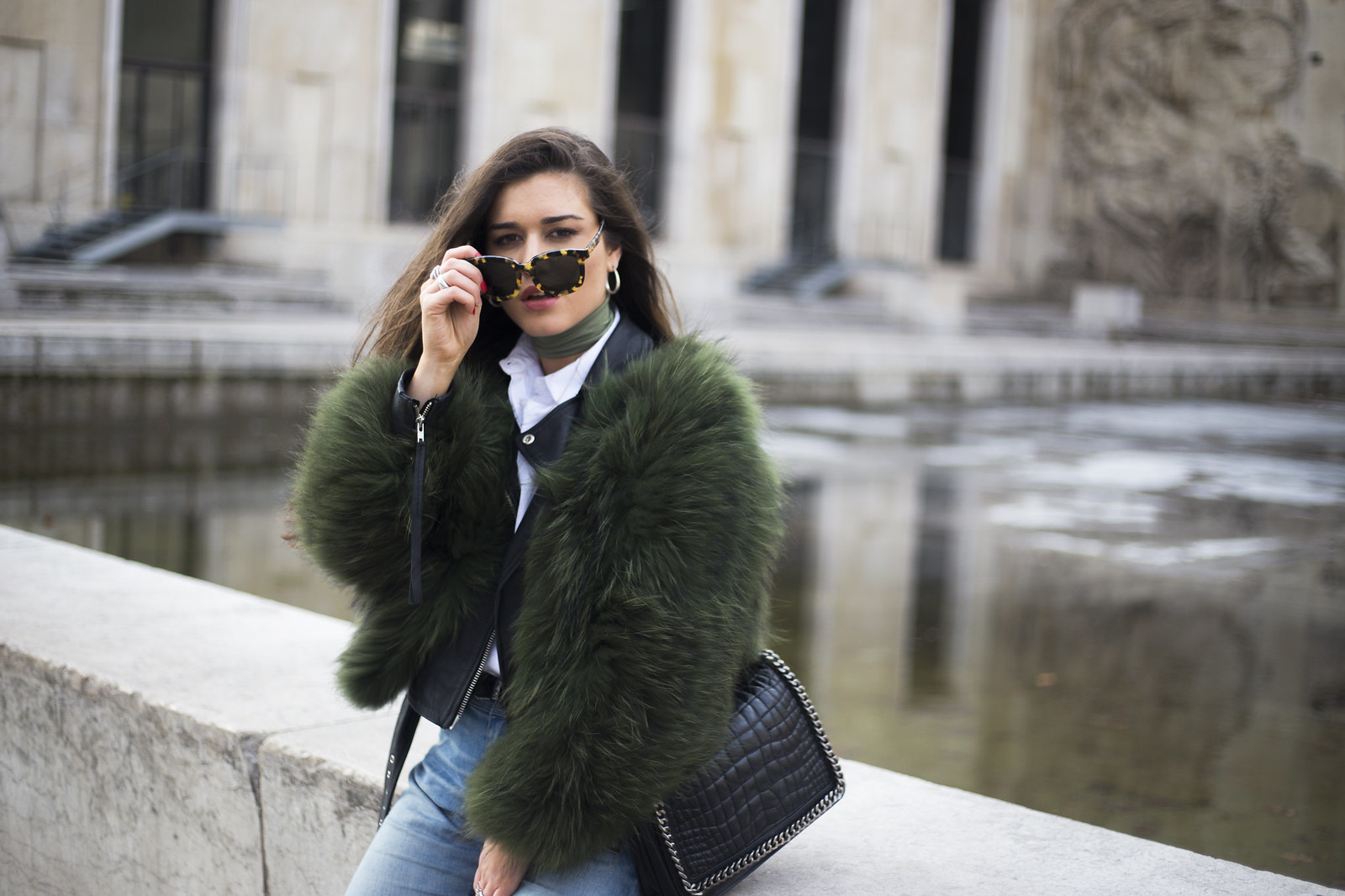 green fur paris 0