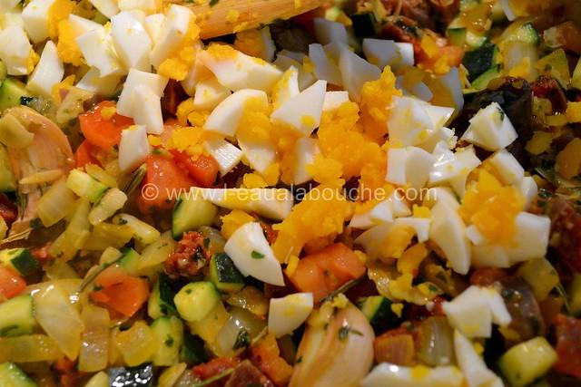 Potage de Pois Chiche au Chorizo Epicé © Ana Luthi Tous droits réservés 04