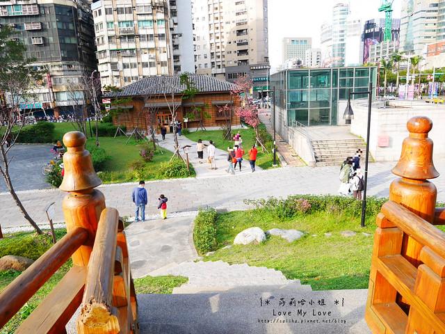 台北西門町一日遊景點推薦西本願寺古蹟 (6)