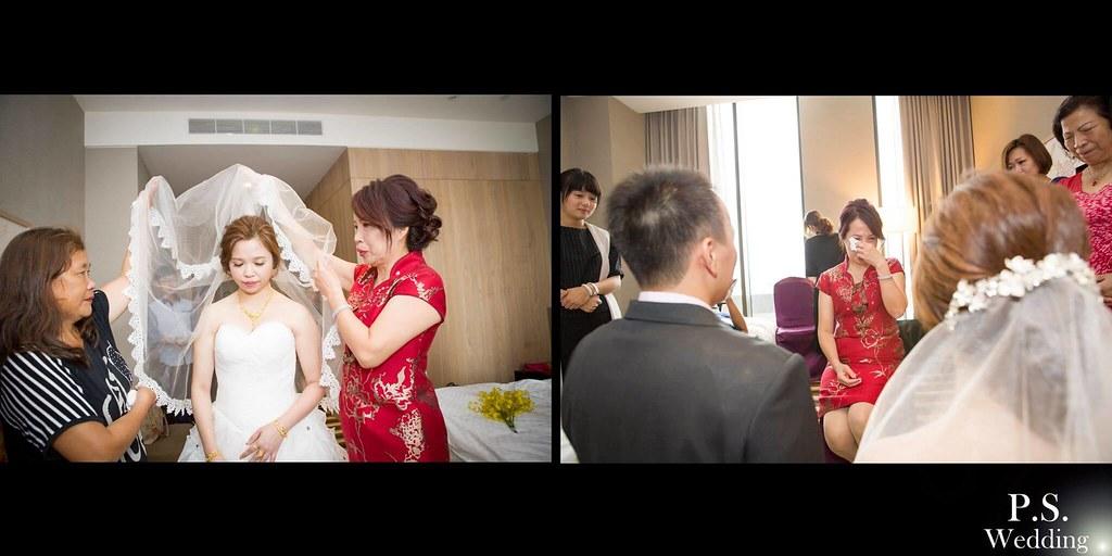 慶榮&美美|2015/10/10|新竹新秘|晶宴會館