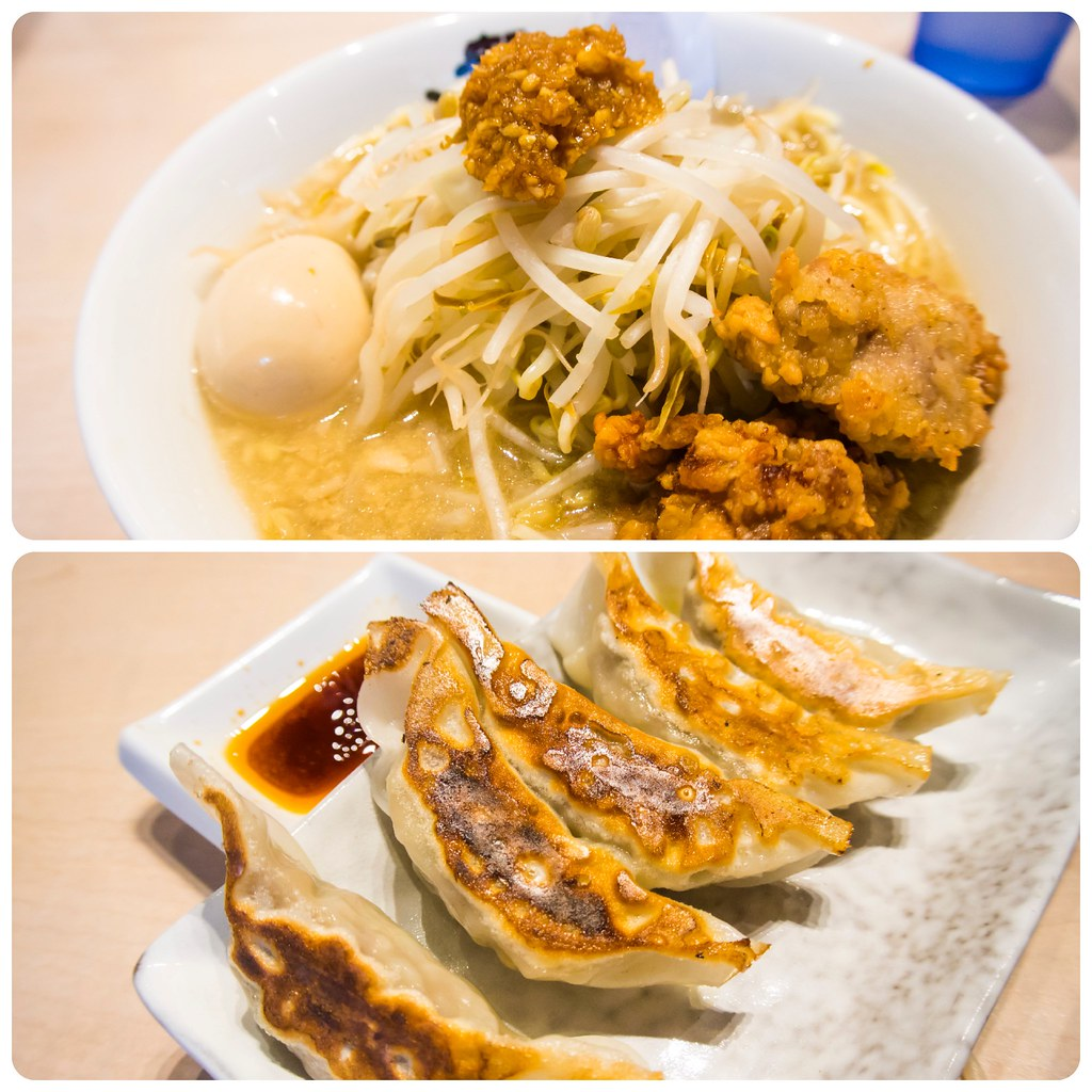 Nosh and Nibble - Ramen Gojiro - Restaurant Review - Vancouver #foodie #foodporn