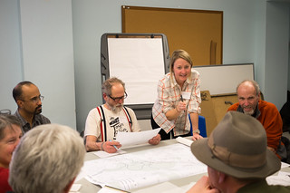Arboretum Gateway Path Visioning Session March 2016