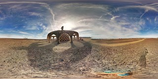 Afrikaburn 2015 panorama