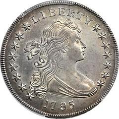 1795 dollar obverse