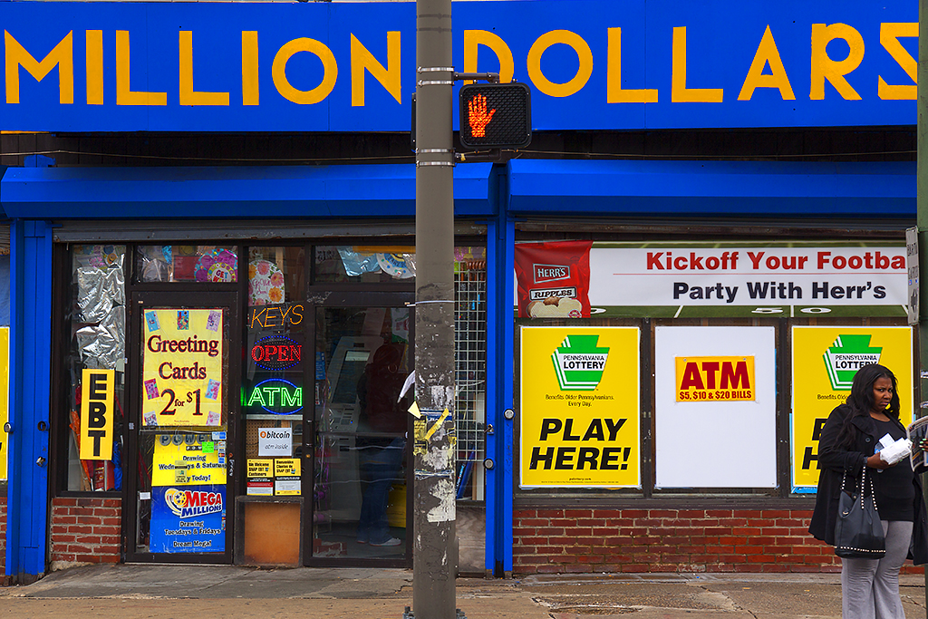 MILLION DOLLARS--West Philly