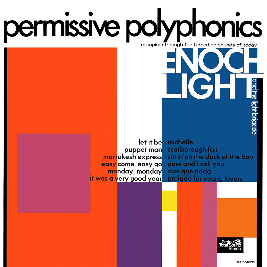 Enoch Light - Permissive Polyphonics