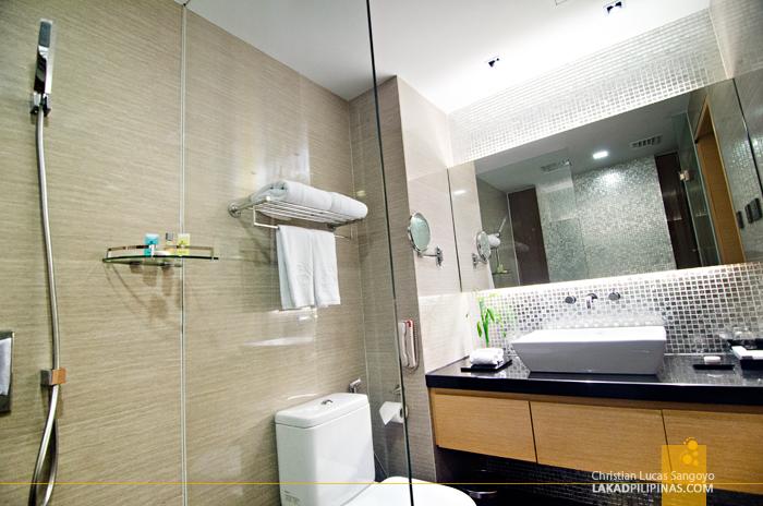 Horizon Hotel Kota Kinabalu Toilet & Bath