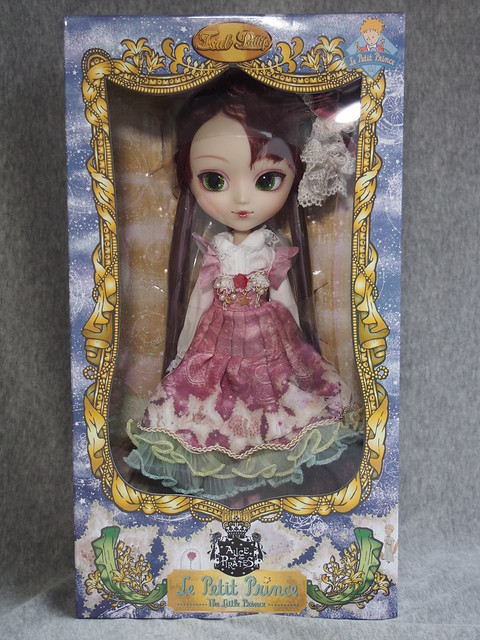 Pullip - Le Petit Prince x ALICE and the PIRATES-The Rose