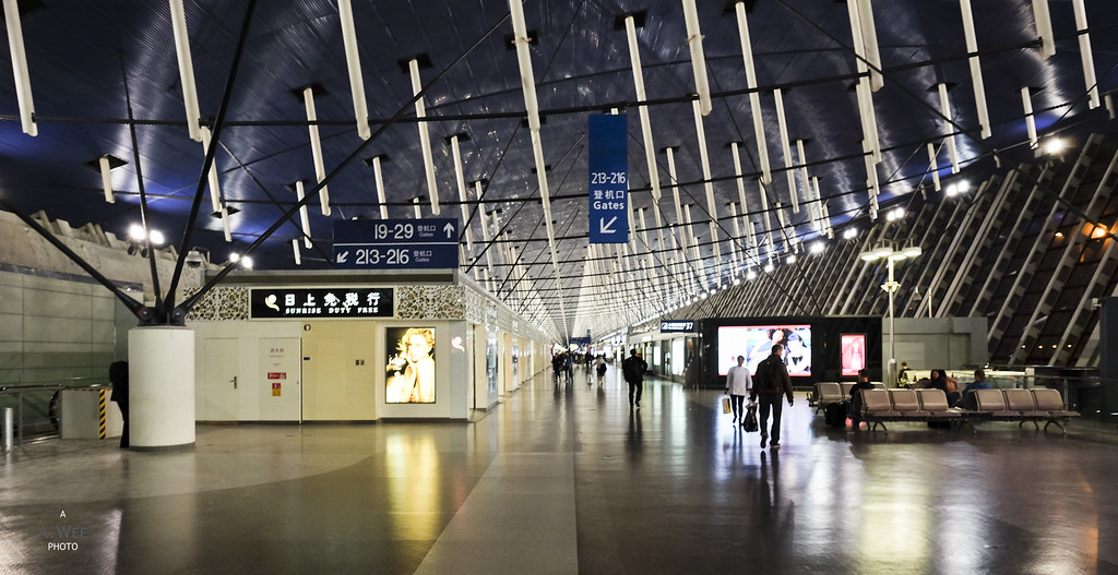 Departure Hallway