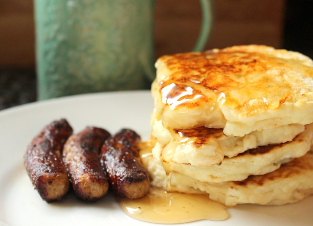 President's Choice Gluten-Free Buttermilk Pancake Recipe