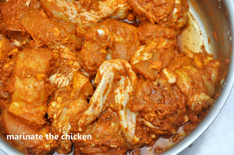 Chicken Varural  with Philips Airfryer 2