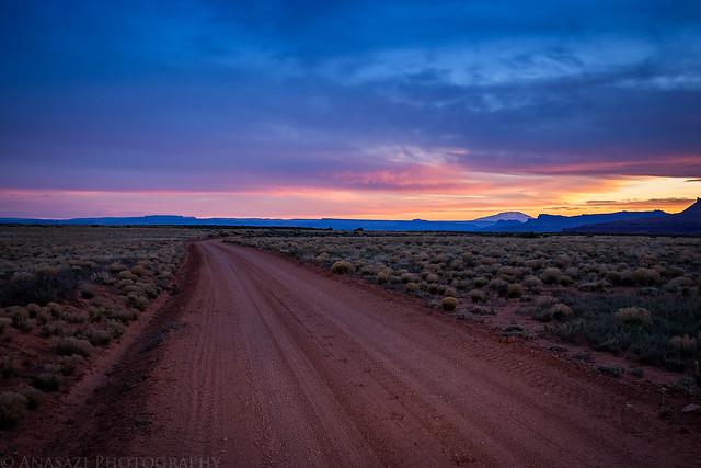 Last Light Road