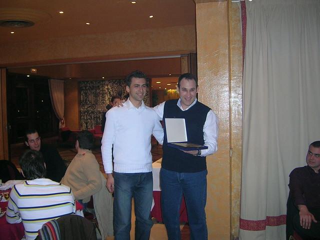 CENA SOCIOS 2003-1
