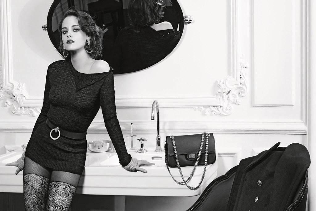 Кристен Стюарт — Фотосессия для «Chanel» 2016 – 2