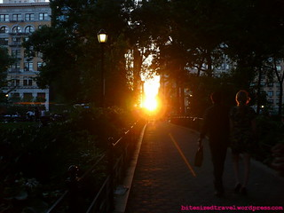 union square new york manhattanhenge