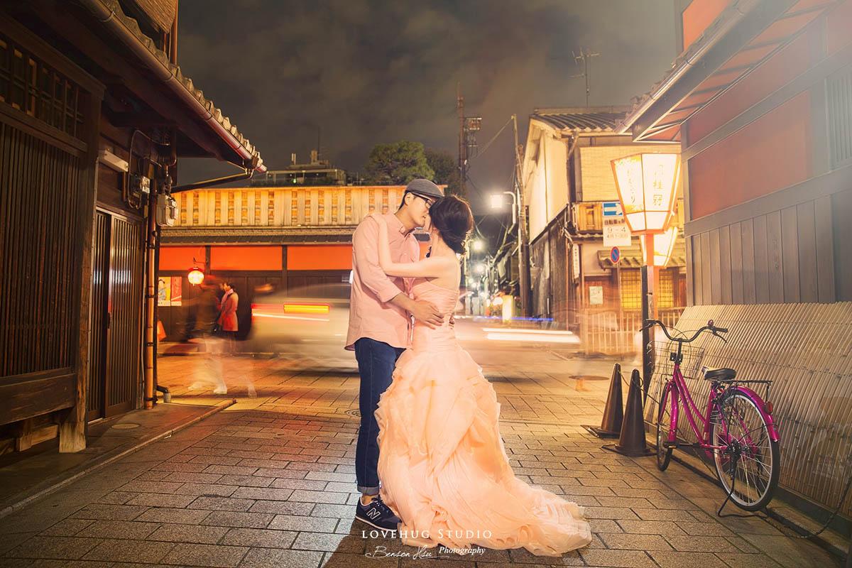 京都婚紗,京都櫻花,日本,海外婚紗,自主婚紗,自助婚紗,婚攝Benson Hsu
