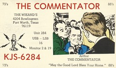 The Commentator - Fort Worth, Texas