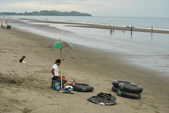 Baybay Beach, Roxas City