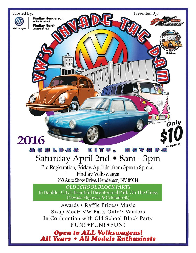 Car Shows In Boulder City Nevada
