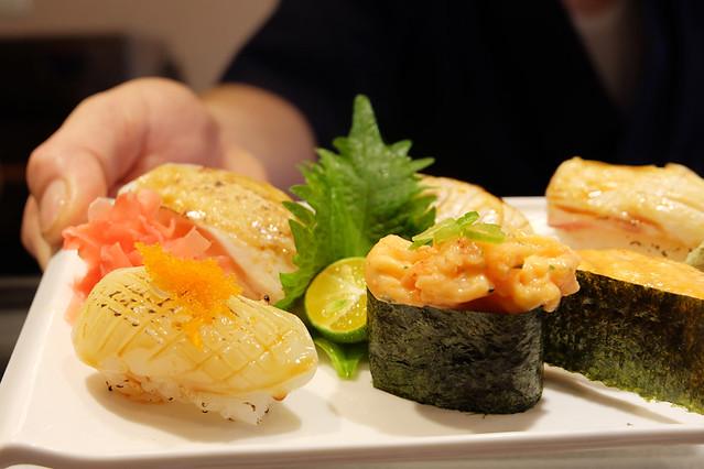 DSCF2426炙燒握壽司