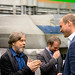 The Duke of Cambridge and Prince Harry visit the Star Wars set at Pinewood Studios by The British Monarchy