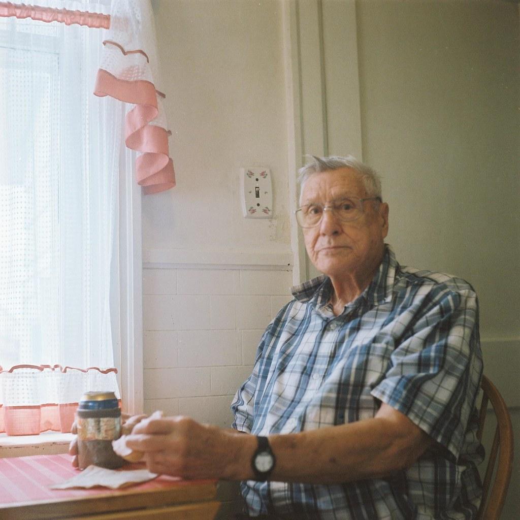 Grampa Carlson