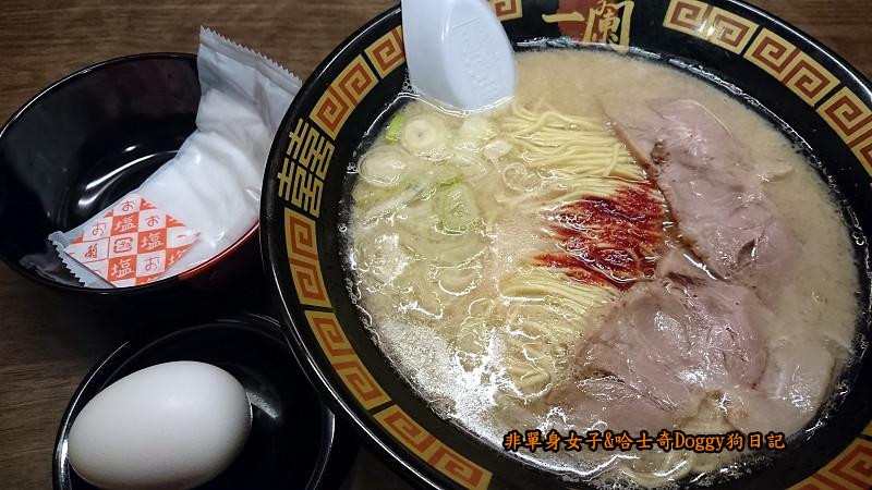 日本一蘭拉麵10