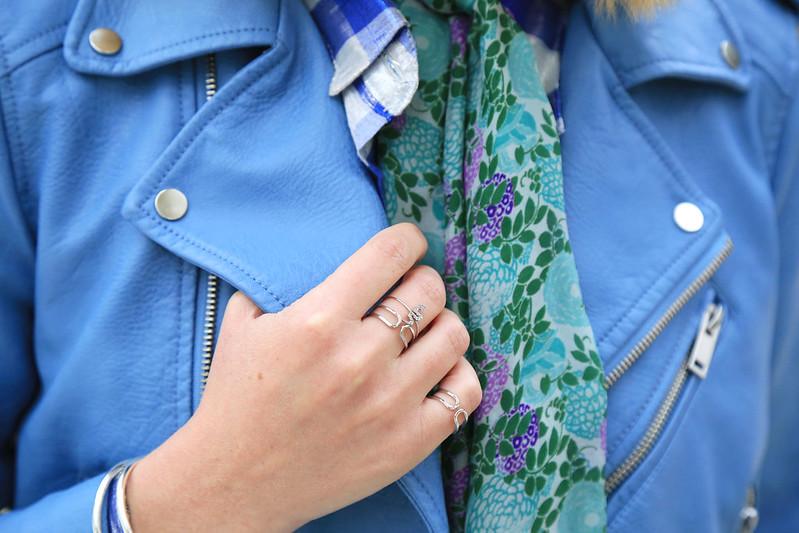bague-argent-serpent-foulard-roberto-cavalli-imprimé-fleuri-vert