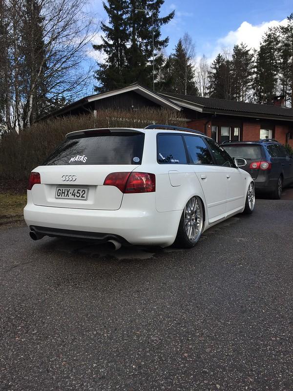 Zoml: Audi A4 B7 Avant //Mätäs Crew - Sivu 3 26512069271_960d35f151_c
