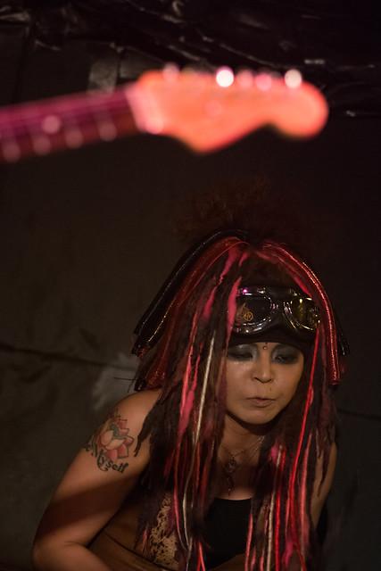 Coal Tar Moon live at Outbreak, Tokyo, 20 Apr 2016 -1000127