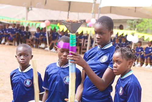 Louisville Nursery and Primary School, Ibadan, celebrates its Sports Day