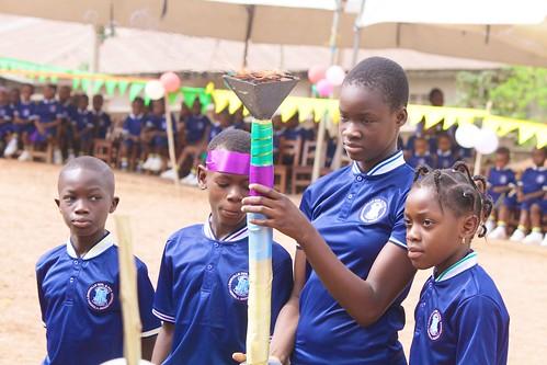 Louisville Nursery and Primary School, Ibadan, celebrates its Sports Day