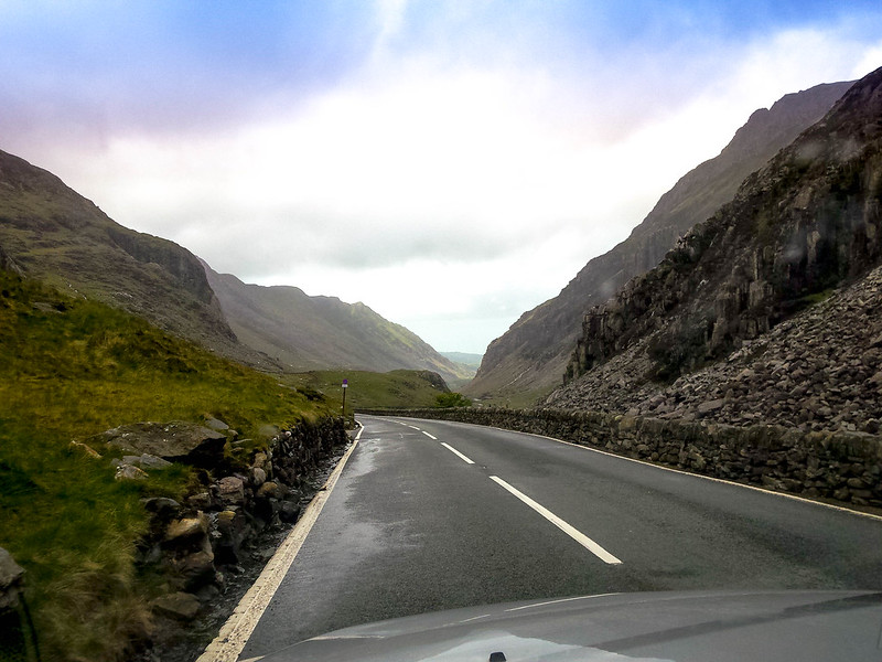 Snowdonia National Park provides cheap family days out in Wales