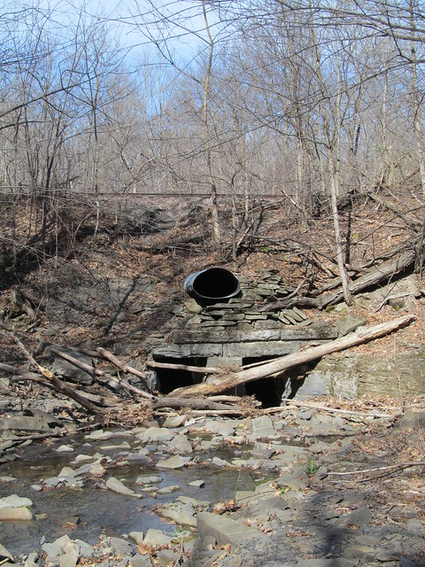 Railroad culvert