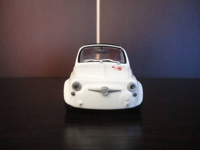 Fiat Abarth 695 SS-Asseto Corsa (1969) 1/43 (Leo Models - Metro)