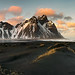 Vestrahorn Mountain by Ray Jennings AU