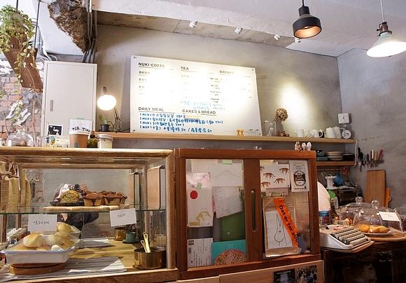 台北下午茶古亭NUKI咖啡店03