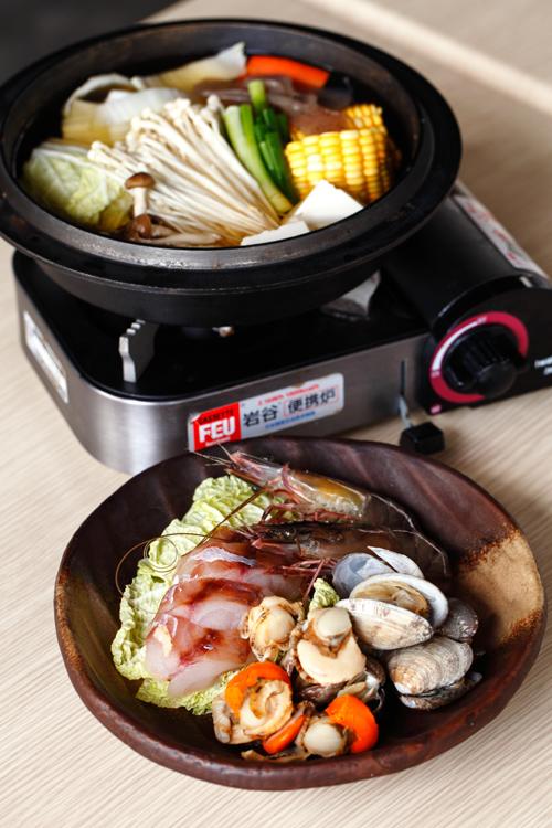 Seafood Nabemono